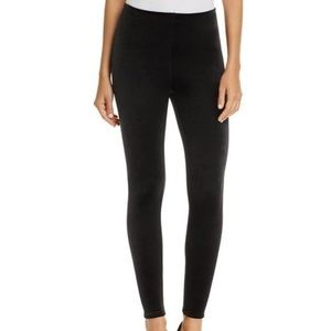 ARITZIA | Talula black Velvet leggings